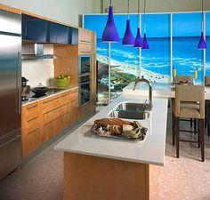 1000 Images About Beach Kitchen Ideas On Pinterest Beach Kitchens Beach House Kitchens And