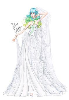 Glimmerwood Element Bridal Project   Indiegogo - yes! sleeves like these!!!