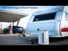 HOT NEWS !!! Tesla Technology For Modern Nomads - YouTube