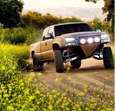 Prerunner Chevy. Changing the game.