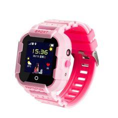 KidSafe Pro pink gyerek okosóra, IP67 vízálló, kamera, GPS és WIFI pozicionálás, színes érintő kijelző.  #gyerekokosóra #KidSafe #Pro #Malbini #akció #webáruház Simile, Malm, Instagram Shop, Watch Brands, Smart Watch, Watches, Nike, Shopping, Cameras