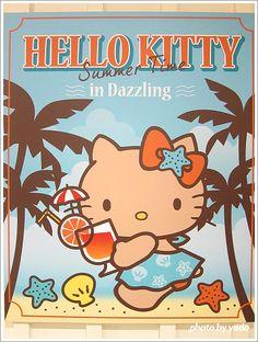Hello Kitty Summer!