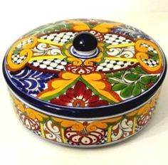 my new obsession: mexican pottery and tile!