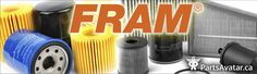 With its proven high quality standards, Fram has established itself as one of the leading providers of automotive filters.   With 75 years of experience in developing innovative filters, this company has contributed to the aftermarket industry's advancements when it comes to filter technology. Fram's product line includes oil filters, air filters, and PCV valves.  Shop from PartsAvatar for FRAM auto parts, FRAM provide Premium quality oil filter