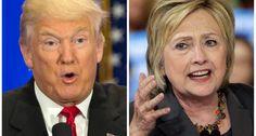 """Los posibles """"vicepresidenciables"""" de Hillary Clinton y Donald Trump"""