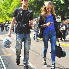 #OndriaHardin after the #Fendi  #fashionshow #milanfashionweek #mfw16 #springsummer2017 #fashion #fashionable #fashiondiaries #fashiongram #fashionista #fashionpost #fashionweek #instafashion #italianfashion #look #lookbook #lookoftheday #Milano #outfit #streetstyle #street #streetfashion #ss17 #womensfashion #modeloffduty #model #fashionmodel #topmodel
