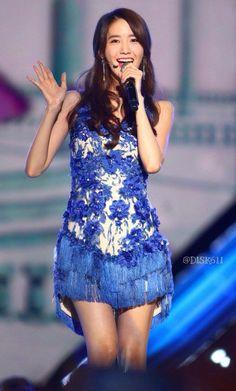 150827 Yoona #lionheartlive