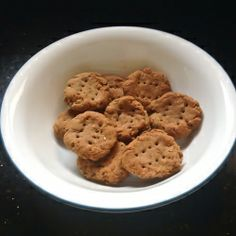 Baked Multigrain Mathri   Italian Flavored Crackers - Tea tome snacks to go with Chai