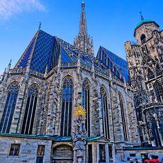 St. Stephen's Cathedral, Vienna. Photo courtesy of tuengsak on Instagram.