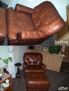 66 best leather honey before afters images honey leather rh pinterest com
