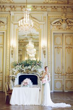 WedLuxe– City of Light | Photography by: Vasia Photography Follow @WedLuxe for more wedding inspiration!