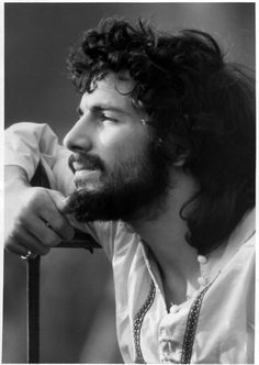Cat Stevens - oh I remember those days a long time ago very well.