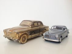 Volvo Amazon Modell Cars