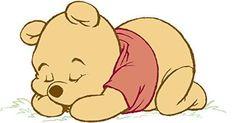 Winnie l'ourson bébé ♥