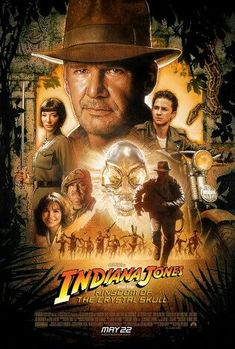 Indiana Jones and The Kingdom of Crystal Skull (2008)