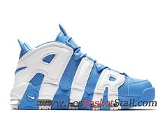 eb9be2e8ad649 Nike Air More Uptempo University Blue Chaussures de BasketBall Pas Cher  Pour Homme 921948-401