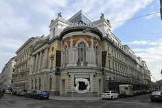 Ronacher Theater Theater, Vienna, Musicals, Mansions, House Styles, Manor Houses, Theatres, Villas, Mansion