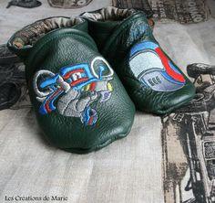 chaussons cuir souple moto T25