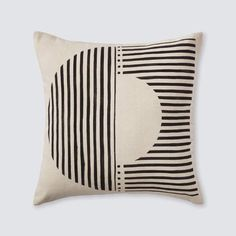 We partner with artisans to create modern goods for the well-traveled home. Win A House, Throw Rugs, Throw Pillows, Inspiration Art, Paint Stripes, African Mud Cloth, Round Pillow, Textiles, Lumbar Pillow