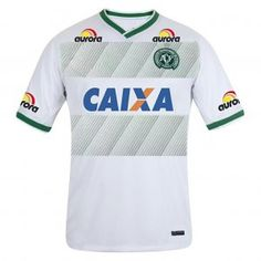 16-17 Chapecoense AF Away Sale Football Shirt With Star  J00156  Cheap  Football c00d5382a2ab2
