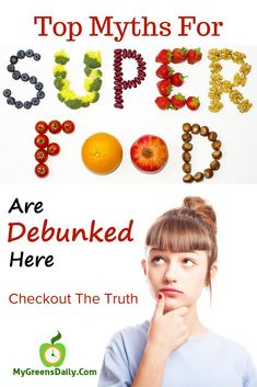 Superfood Myth All Sense & Nonsense Top Myths for Superfood are debunked here. checkout the truth. Superfood Myth All Sense & Nonsense Top Myths for Superfood are debunked here. checkout the truth. Easy Smoothies, Green Smoothie Recipes, Best Post Workout, Superfood Powder, Green Powder, Weight Loss Shakes, Food Menu, Superfoods, Protein Shakes