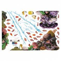 Fish Aquarium. Fleur je kamer op met deze leuke aquariumstickers van ...