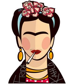 Tableau Pop Art, Frida Art, Arte Popular, Mexican Art, Oeuvre D'art, Collage Art, Vector Art, Photo Art, Folk Art