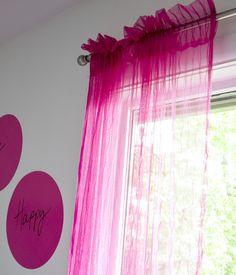 Sheer Curtain Set - Aeropostale