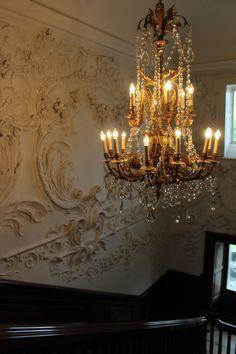 dianelikesart:  theladyintweed:  Russborough House, IrelandPhoto by me  !!!!!!