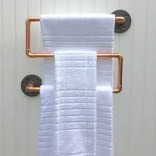 Image result for funky towel rails