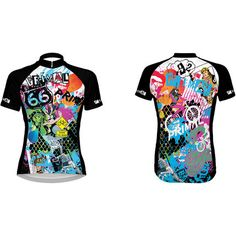 Wiggle | Primal Women's Tagged Cycling Jersey | Short Sleeve Cycling Jerseys