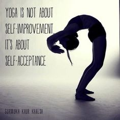 So true! #yogaquotes #inspiring