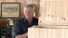 Build your own storage chest