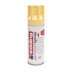 Panduro Hobby - Edding sprayfärg Pastel yellow