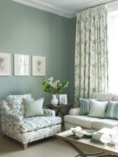Elegant Duck Egg Blue Living Room Home Sweet Home