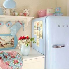 .I could picture Charlotte's kitchen like this in the cottage