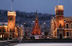 Drammen, Citycenter