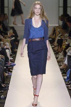 Kenneth Cole New York Spring 2006 Ready-to-Wear Fashion Show - Kim Noorda