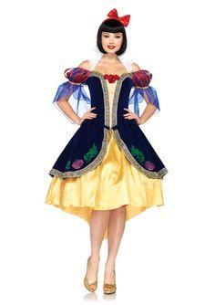 Deluxe Snow White Disney Princess Costume