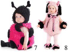 idee costumi di carnevale fai da te per bimbi piccoli