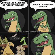 La magia de este dinosaurio que cuenta chistes malos es lo mejor que te va a pasar en el día.