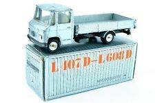 Curseur modèle Mercedes-Benz Dusseldorf l407d l608d pick-up 1:50/1:43 ovp box