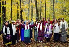 The International Council of 13 Indigenous Grandmothers