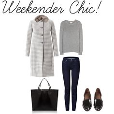 """""""Relaxed Weekend Style"""" by marielle80 on Polyvore"""