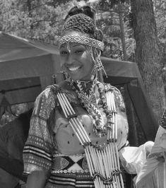 Black Cherokee Indians | multiracial Honoring Talented Maimouna Youssef