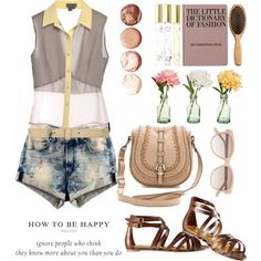 """""""Happy Sunday :)"""" by lidia-solymosi on Polyvore"""