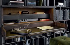 BOOKCASES - POLIFORM | Wall System News 2015