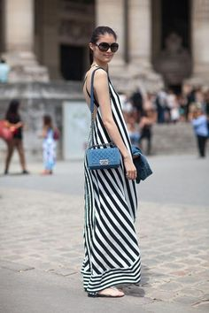 Easy and comfy street style for summer Models do it well!