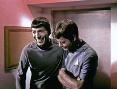 Some rare and special behind-the-scenes images of our favorite Vulcan, taken while the Original Series was in production ...                ...