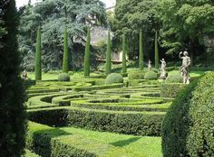 Giardino Giusti a Verona | Verde e Paesaggio